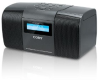 COBY IR825 Compact Internet Radio with Alarm Clock -- CBYIR825