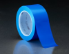 3M™ Vinyl Tape 471 Blue, 1 in x 36 yd, 36 per case Bulk -- 70002411059