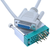 DB15 to V.35 Cable -- CA134 - Image