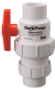 Ball / Check Valve Combo -- Bcv200