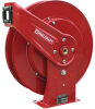 Heavy Duty Spring Retractable Low Pressure Air / Water Hose Reel Series 7000 -- 7900 OLP