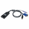 KVM Switches (Keyboard Video Mouse) - Cables -- B055-001-UV2CAC-ND - Image