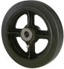 Mold On Rubber Wheels