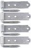 Galvanized Steel Connecticut Style Shutter Hinge -- 219299
