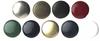 Heavy Duty Snap Fasteners 24L - Silver -- SRK17SL
