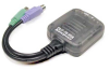 Linkskey USB to PS/2 Adapter (For USB Keyboard and Mouse) -- LKV-PUC01 - Image