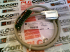 PRE-WIRED CABLE FOR 1746-NI8 ANALOG INPUTS 9 TWISTED-PAIR CONDUCTORS #22 AWG SHIELDED W1746-RT25G CONNECTOR & AIFM 25-PIN D-SHELL CONNECTOR LENGT -- 1492ACABLE010C