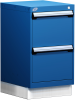 Stationary Compact Cabinet with Partitions -- L3ABD-2809L3D -Image