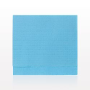 Folded Towel, 2:1 Ply, Blue -- 73020 -Image