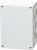 Enclosure, Opaque Cover With Knock Out Base -- MNX UL PCM 150/175 XG -Image