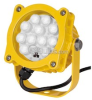 16 Watt LED Yellow Dock Light Fixture -- LDL16WSY02 - Image
