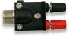 UHF Female to Double Banana Plug, Adapter -- 9412 -Image