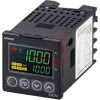 Controller, Digital Temp, 48x48mm, Relay Out, Thermoc In, 24V AC/DC, 2 Aux Out -- 70178360 - Image