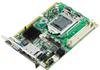 LGA 3th 1155/1156 Intel® Core™ i7/i5/i3 PICMG 1.3 Half-size SHB with PCIe/VGA/DVI/Dual GbE LAN -- PCE-3026 -Image