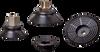 Non-slip Flat Vacuum Cups -- SM-P