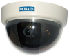 420TVL Dome Camera/White Base -- SSD4-7420W - Image