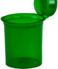Squeezetops Pharmacy Vials -- 75861