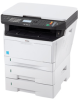 30 PPM Black and White Multifunctional Printer -- ECOSYS FS-1028MFP - Image