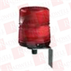 PFANNENBERG 21007805611 ( SIL/PL-CONFORM FLASHING XENON STROBE BEACON, SELF-MONITORED, WITH MOUNTING BRACKET, 24 VDC ) -Image