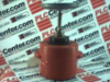 PACKAGE CONTROLS P-711 ( PLUNGER CAN 1QT RED FOR HAZARDOUS LIQUIDS ) -Image