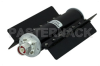 60 Watt RF Load Up to 2.7 GHz with N Male Black Anodized Aluminum -- PE6TR1028 -Image
