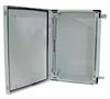 24x16x9 Inch Weatherproof NEMA 4X Enclosure Only -- NBG241609 -Image