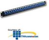 ICC Fiber Optic Patch Panel/24-Simplex SC, Ceramic, 1 RMS -- ICFORPPAS2