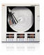 Circular Chart Recorder -- Commander 1900 Recorder/Controller -Image
