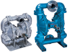 Air Diaphragm Pump Aluminum -- EB2M - Image