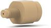 Check Valve Inlet Non-Metallic.040 thru hole -- CV-3322