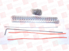 FLEXCO 375XJ24NC ( FLEXCO, 375XJ24NC, HINGED BOLT FASTENER, 7PIECE, 20-7/8IN LENGTH, 42TEETH ) -- View Larger Image