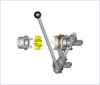 ROTEX® Torsionally Flexible Coupling with Shiftable Shaft Extensions -- SD