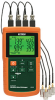 4-Channel Vibration Meter/Datalogger -- VB500 - Image
