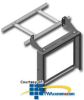 Chatsworth Products Cable Runway Patch Panel Rack -- 13395