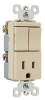 Combination Switch/Receptacle -- TM8118-ICC -- View Larger Image