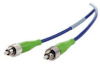 FC FIBER OPTIC CONN, 9/125µM SINGLE MODE -- 50F835 - Image