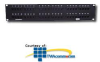Hubbell Category 5 Patch Panel - 24 Port -- P524UE