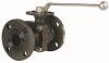 Carbon Steel 150 ANSI Flanged Valve -- VHC Series - Image
