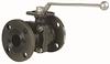 Carbon Steel 150 ANSI Flanged Valve -- VHC Series - Image