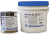 Devcon Epoxy Coat 7000 Gray Epoxy Adhesive - Gray - Base & Accelerator (B/A) - 2 gal Pail Series -- 078143-12710