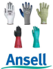 Ansell Microchem 2500 Green 8 to 12 Disposable General Purpose Boot Covers - 076490-18000 -- 076490-18000 - Image
