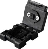 Test & Burn-In Socket, GU37 Frame Series, Size 37x39mm / 1.46