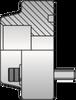 S941 – Code 62 Flange Socket Weld Tube -Image