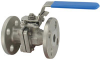 Stainless Steel Flange Ball Valve -- BV2FH09
