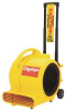 Portable Blower,Yellow,115 V,1600 CFM -- 5UMP5