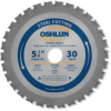 Oshlun SBF-054030 5-3/8-Inch 30 Tooth MTCG Saw Blade with.. -- SBF-054030