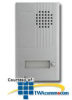 Aiphone Gray Faceplate Two-Wire Entry System -- DA-1DS