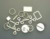 Engineered Solder Materials -- No-Clean Fluxes for Coating Solder Preforms