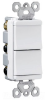 Combination Switch/Switch -- TM811-WCC - Image