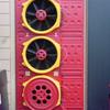 QMG Triple-Fan High Power System w/Automatic Control -- REDFQMG